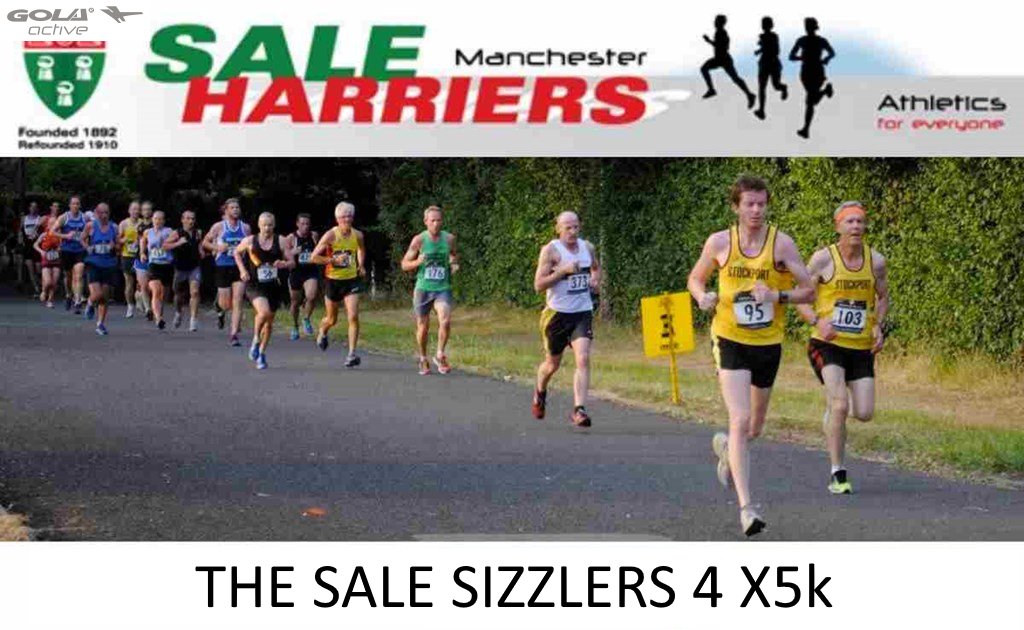 Airport City Manchester Sale Sizzler 4 X5k