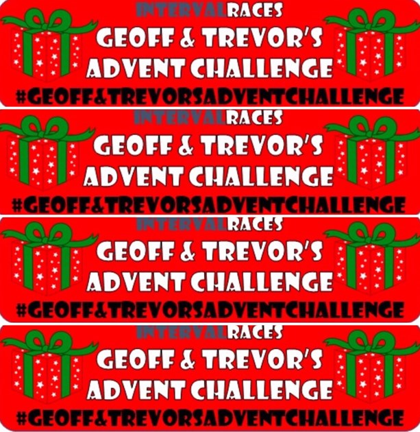 Geoff & Trevor's Advent Challenge 2020